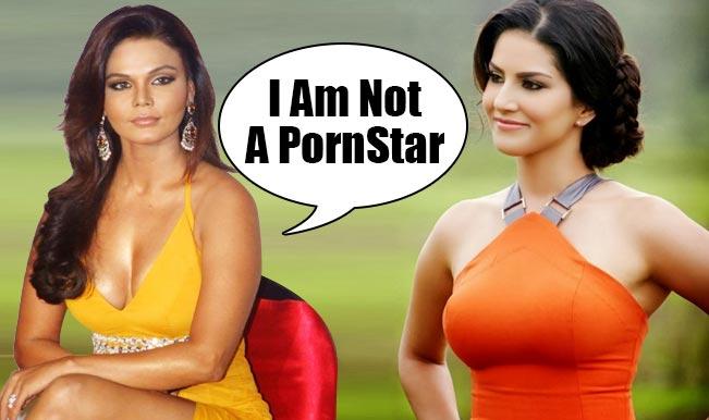 I'm NOT a pornstar: Rakhi Sawant slams media for comparison with Sunny Leone!
