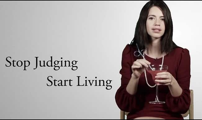 Stop judging, start living: This amazing video will teach you lessons for a lifetime
