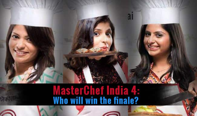 MasterChef India 4 Finale: Nikita Gandhi, Bhakti Arora or Neha Shah – Who will create history?