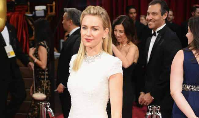 Naomi Watts is a frustrated dancer