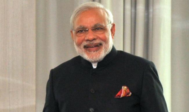 Narendra Modi visits Gurdudwara in Vancouver