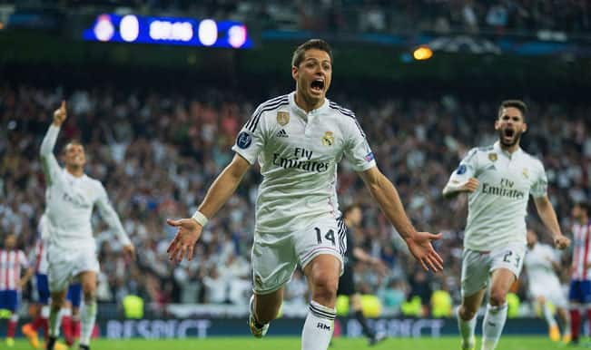Uefa Champions League 2014 15 Real Madrid Edge 10 Man Atletico