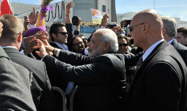 Interaction with Indian diaspora an 'unforgettable experience': Narendra Modi