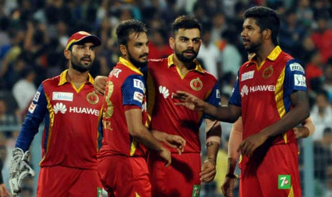 Kolkata Knight Riders Vs Royal Challengers Bangalore Cricket