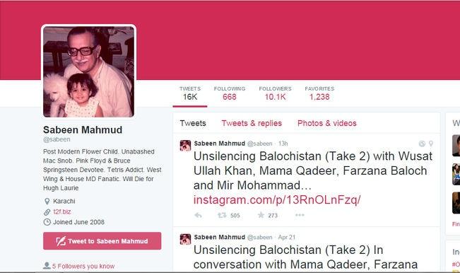 Pakistani activist and T2F director Sabeen Mahmud shot dead