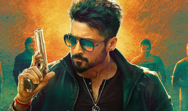 Suriya wraps up Masss; 24 to roll from April 8