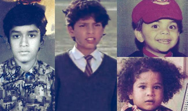 Childhood Pics of Cricketers: How Virat Kohli, Sachin ...