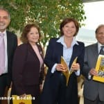 BC Premier Gets Presented 'The A-List'