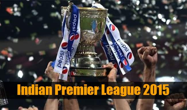 How To Watch IPL 2015 Live Telecast: Get Live Streaming & Match Telecast on Sony Max, Sony SIX TV and Hotstar app