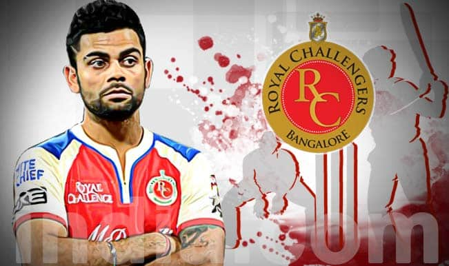 Royal Challengers Bangalore Team in Indian Premier League 2015: List of RCB Players for IPL 8