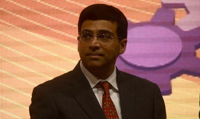 Viswanathan-Anand-Chess