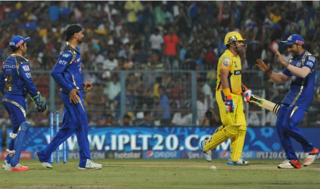 Mumbai Indians vs Chennai Super Kings Cricket Highlights: Watch MI vs CSK, IPL 2015 Full Video Highlights