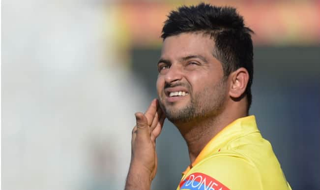 Suresh Raina OUT! CSK vs RCB IPL 2015 Qualifier 2: Watch Video highlights of Fall of Wicket