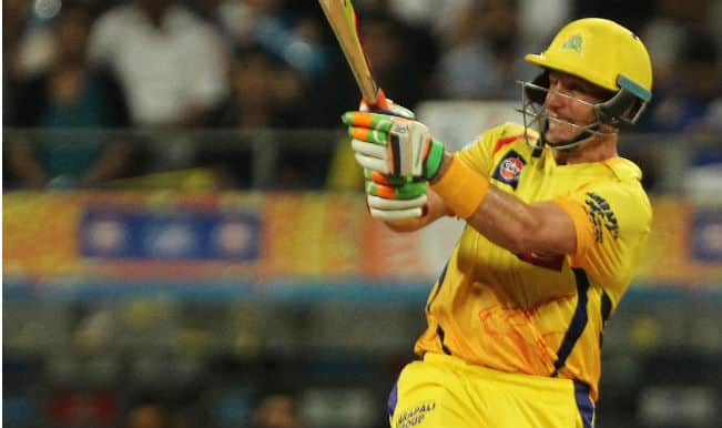 Michael Hussey scores 50! CSK vs RCB IPL 2015 Qualifier 2: Watch Video highlights of half-century