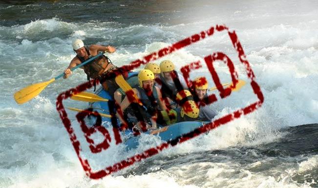 ban river rafting