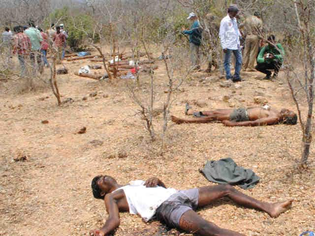 National Human Rights Commission recommends CBI probe into Chittoor encounter