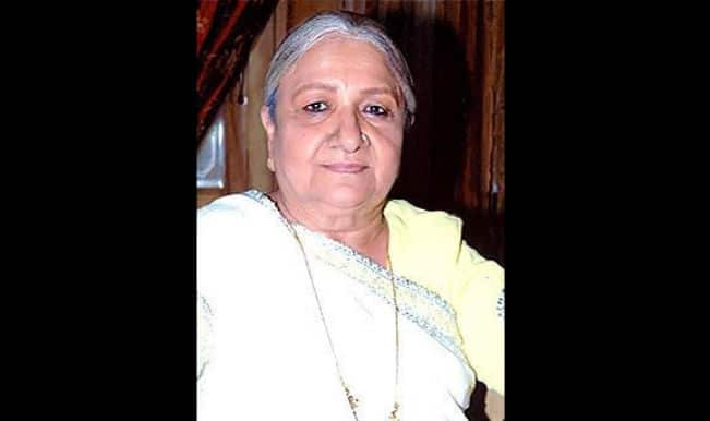 Actors mourn Sudha Shivpuri's death: You will be missed Baa