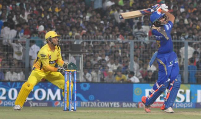 Rohit Sharma, Lendl Simmons impel Mumbai Indians to 202