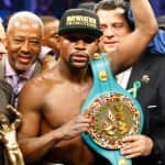 Floyd Mayweather stripped of title he won from Pacquiao