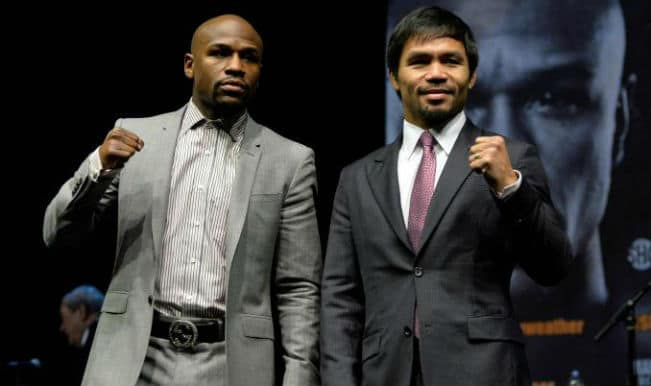 How To Watch Live Telecast & Streaming of Mayweather vs Pacquiao boxing fight in India, USA, UK, Philippines, Australia and Canada