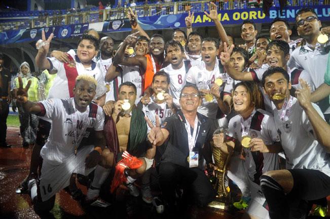 Mohun Bagan winning I-League great for Football in West Bengal: Former Indian skipper Chuni Goswami