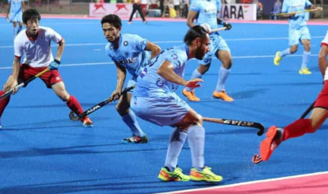 India outplay Japan 2-0 in second match of Hockey test series