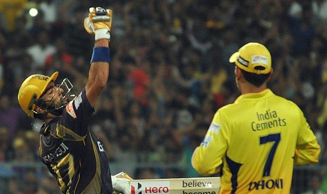IPL 2015: Kolkata Knight Riders register 7-wicket win over Chennai ...
