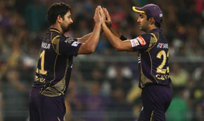 Kolkata Knight Riders tops IPL 2015 points after beating Kings XI Punjab by one wicket