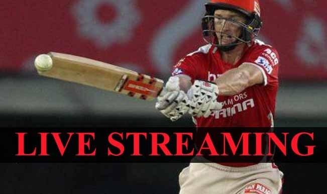 Kolkata Knight Riders vs Kings XI Punjab, IPL 2015: Watch Free Live Streaming and Telecast of KKR vs KXIP on Star Sports Online