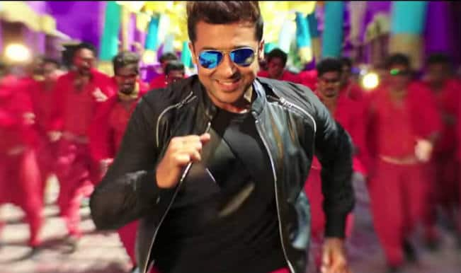 Masss song Therikkudhu Masss: You will love Suriya's dance moves and his avatars!