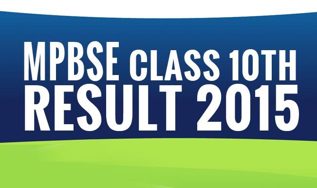 MPBSE 10th Board Result Online: Check MP Class 10th Board results