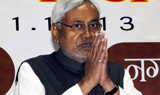 Nitish Kumar: Five lakh will die if Patna quake epicentre