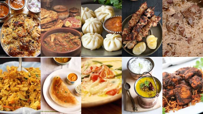10 foods- south asia