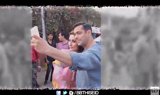 Bajrangi Bhaijaan making: When Salman Khan and Kareena Kapoor gave their 'Behenji' shot!