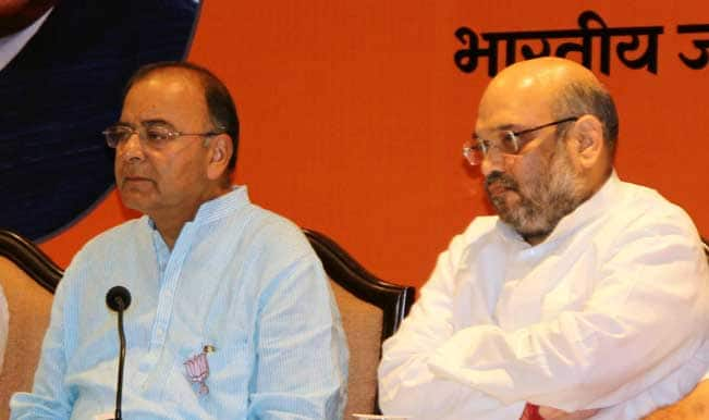 Amit Shah Appoints Arun Jaitley as BJP-In Charge For Gujarat Assembly Polls, Assigns Karnataka to Prakash Javadekar