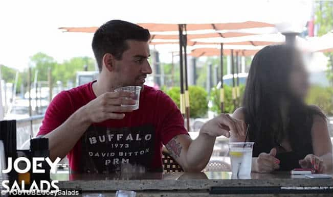 How easy it is to use date-rape drug? Girls, don't leave your drinks unattended! Watch shocking video