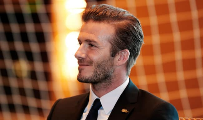 "David Beckham takes on first Hollywood role; will play part in Guy Ritchie's ""King Arthur"""