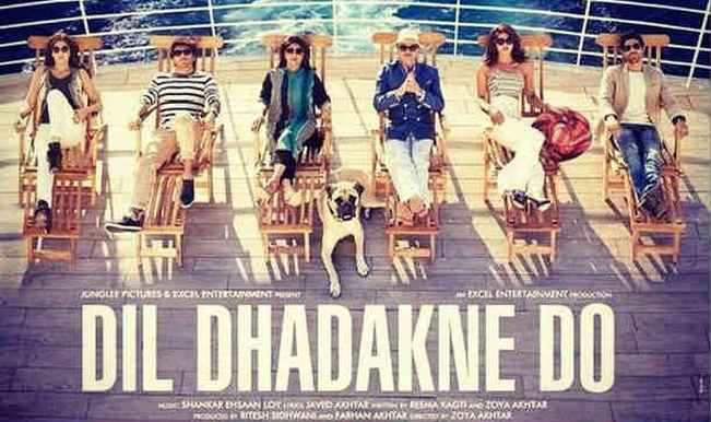 Dil Dhadakne Do movie review: Aamir Khan and Kamaal R Khan give 'positive' rating!