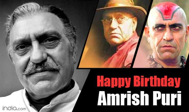 Amrish Puri 83rd Birth Anniversary: Mogambo and 10 other iconic roles of one of Bollywood's best actors