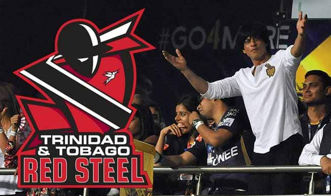KKR owner Shah Rukh Khan purchases stake in Caribbean Premier League team Trinidad & Tobago Red Steel