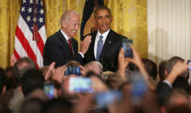 Barack Obama interrupted at the annual LGBT activists gathering; Watch him give the apt answer