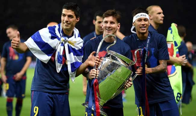 Lionel Messi the catalyst behind FC Barcelona's 3-1 win over Juventus in CL Final: Johan Cruyff