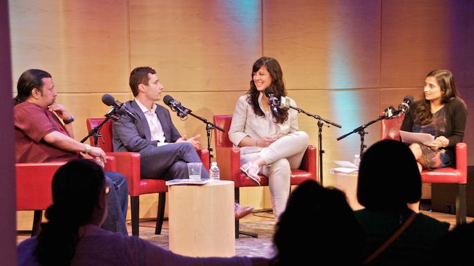 Muslim American Storytelling Panel