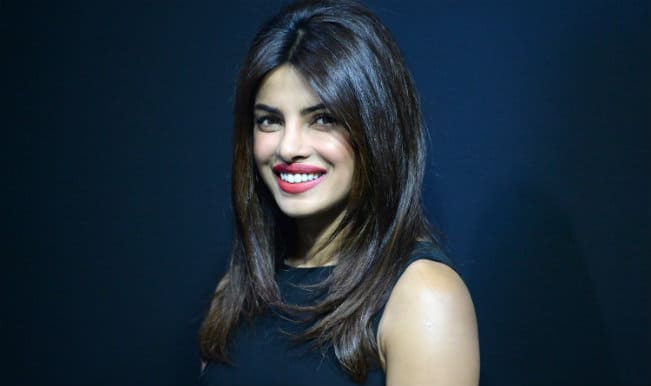 Actors not responsible for product quality: Priyanka Chopra