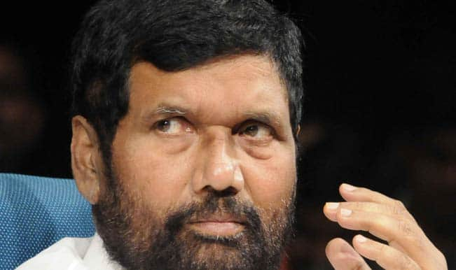 Never Had Meeting Of Hearts Ram Vilas Paswan On Ties With Lalu Prasad India Com