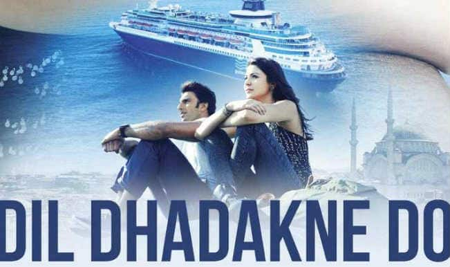 Dil Dhadakne Do makes cruise vacations popular!