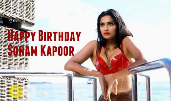 Sonam Kapoor Birthday Special: Check out the hottest Photoshoot of the Khoobsurat star!