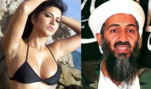 Did Osama Bin Laden actually have Sunny Leone's porn videos ...