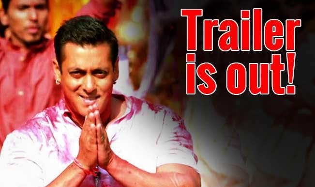 Bajrangi Bhaijaan trailer: Salman Khan rocks as Pawan Kumar Chaturvedi!