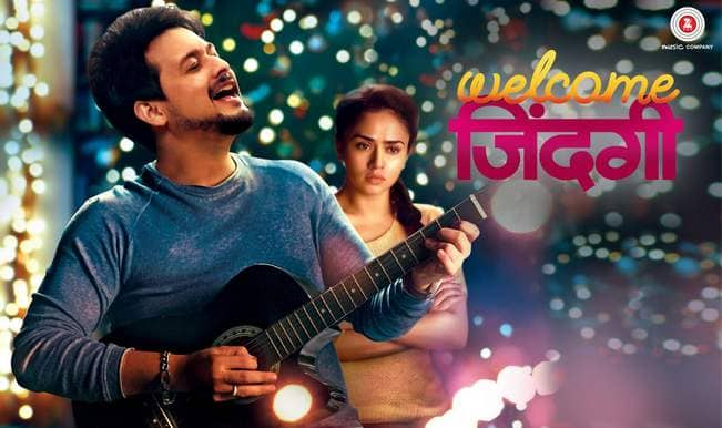 Welcome Zindagi trailer: Swapnil Joshi teaches Nach Baliye 7 girl Amruta Khanvilkar to celebrate life!